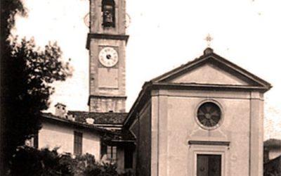 La chiesa di Santa Croce ed il suo Campanile