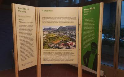 Inaugurazione mostra progetto Parco San Rocco