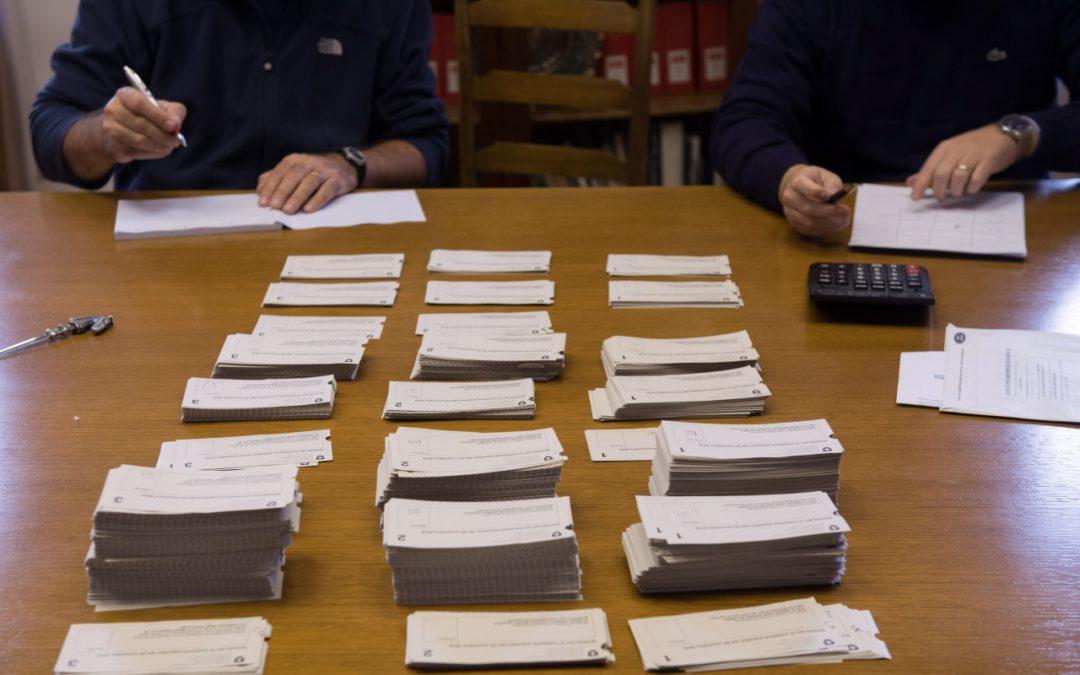 Termine Elezioni Cantonali 2019