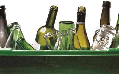 Interpellanza : Scarico cassoni bottiglie