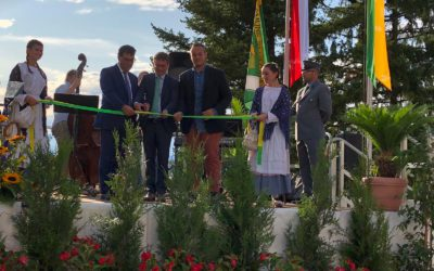 Inaugurazione piazza San Simone