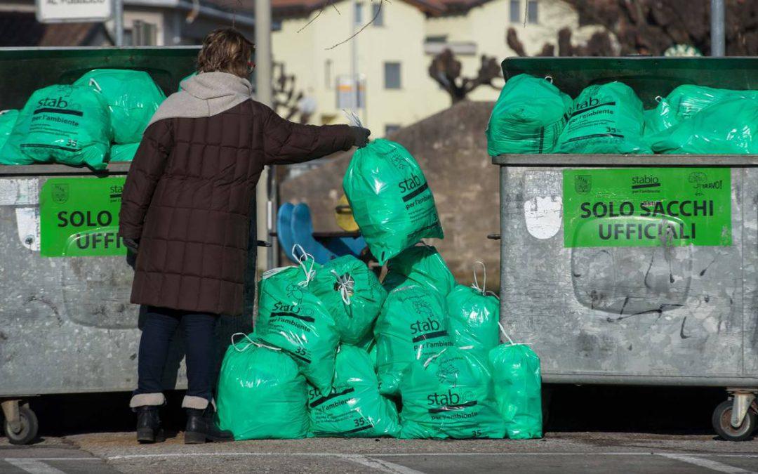 Interpellanza: Aree raccolta rifiuti