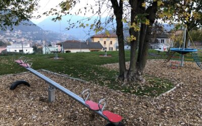 INTERPELLENZA: parco giochi San Simone