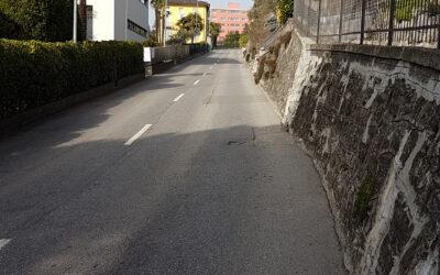 INTERPELLANZA: Sicurezza sulle strade, Via al Colle e in prossimità istituti scolastici